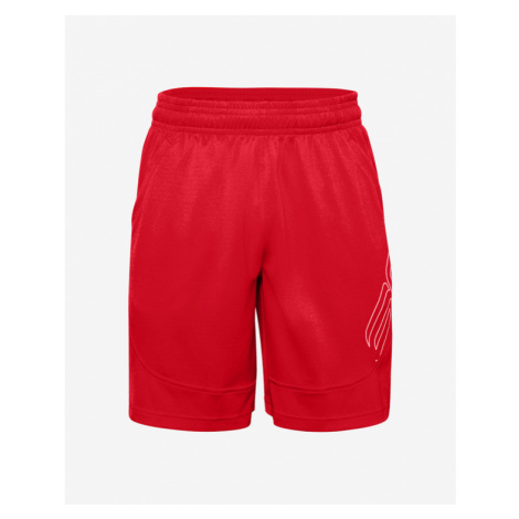 Under Armour SC30™ Underrated Shorts Rot