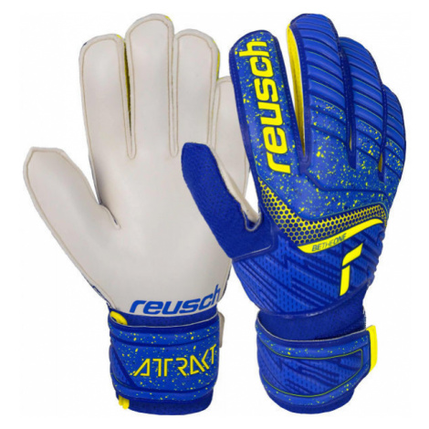 Reusch ATTRAKT SOLID JUNIOR - Kinder Torwarthandschuhe