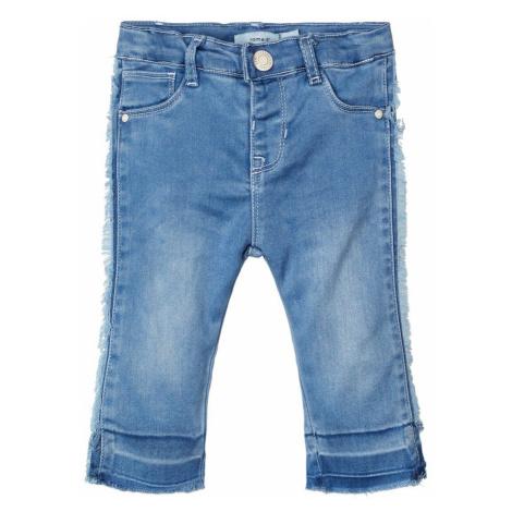NAME IT Powerstretch Jeans Damen Blau