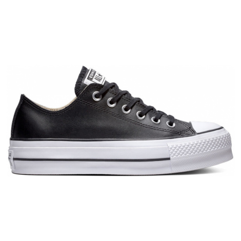 Chuck TaylorAll Star Lift Clean Leather Low Top