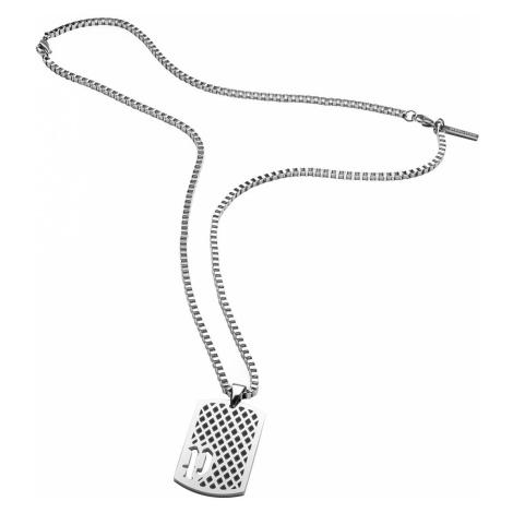 Police PJ26386PSS.01 Halskette Alloway 70cm, verstellbar