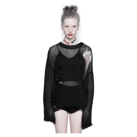 Pullover Frauen - Relict - PUNK RAVE - OPM-090 BK