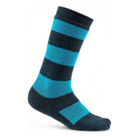 Kniestrümpfe CRAFT Warm com. JR 1906640-677658 - dark  blue