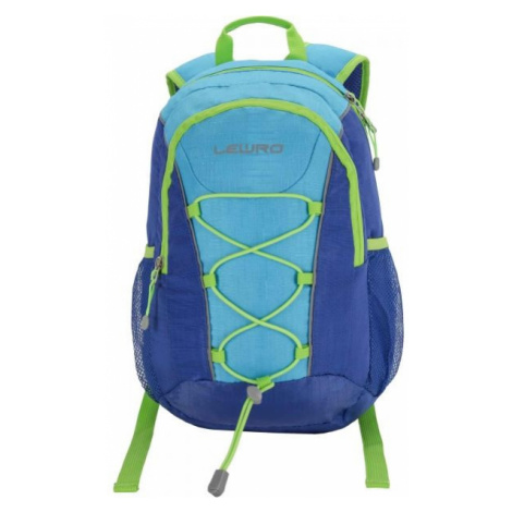 Lewro DINO 12 blau - Universeller Kinderrucksack