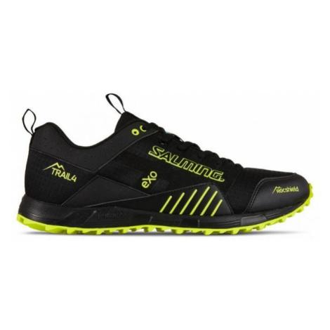 Schuhe Salming Trail T4 Men Black / Sicherheit Yellow