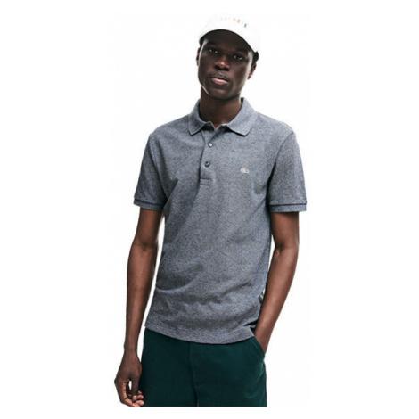 Lacoste S S/S POLO grau - Herren Poloshirt