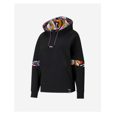 Puma International Sweatshirt Schwarz