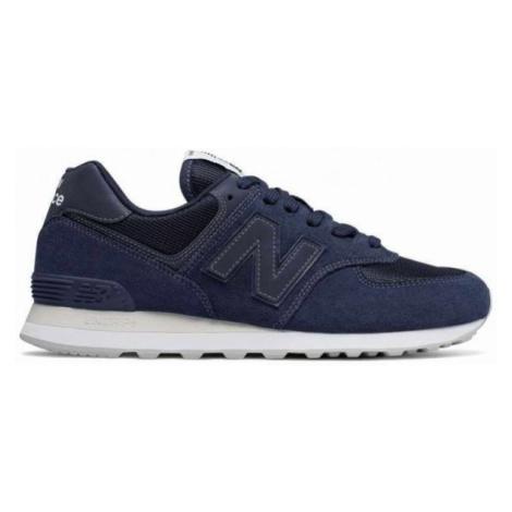 New Balance ML574ETB dunkelblau - Herren Sneaker