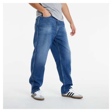 Tommy Jeans Ruben Relaxed Wide Leg Ankle Blue Tommy Hilfiger