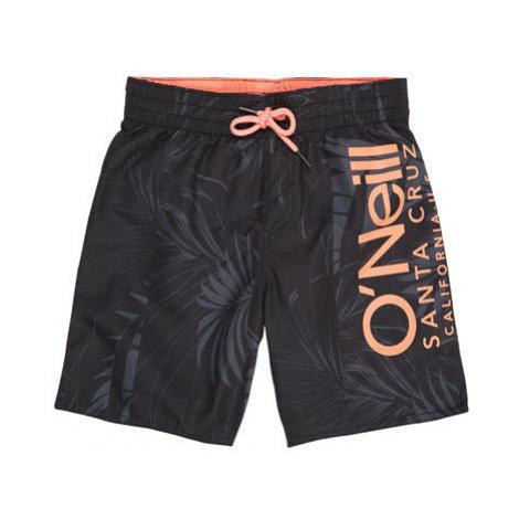 O'Neill PB CALI FLORAL SHORTS schwarz - Jungen Badeshorts