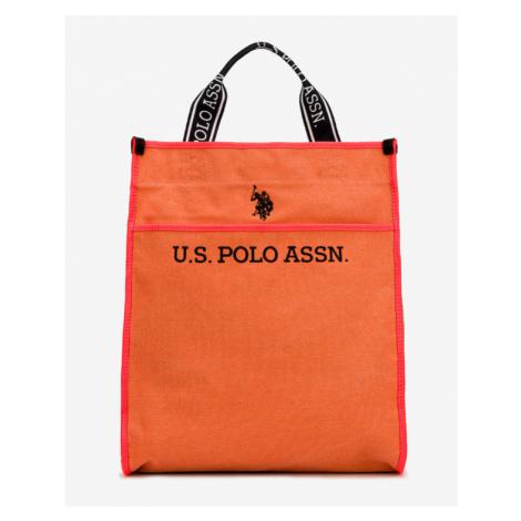 U.S. Polo Assn Halifax Tasche Orange