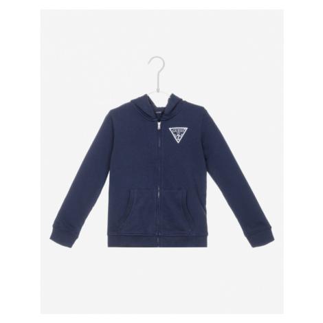 Guess Core Sweatshirt Kinder Blau