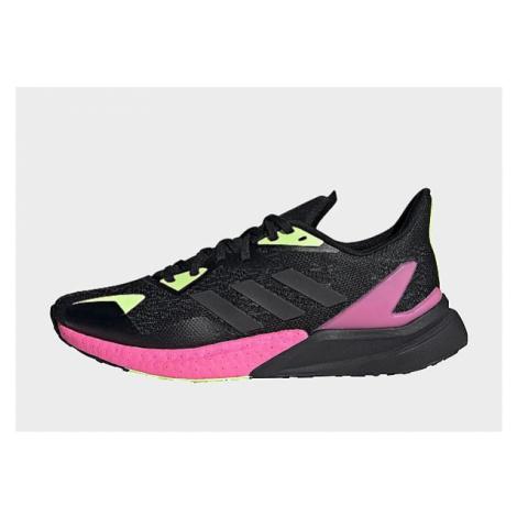 Adidas X9000L3 Laufschuh - Core Black / Carbon / Screaming Pink - Damen, Core Black / Carbon / S