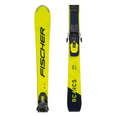 Fischer RCS JR+RC4 Z9 - Kinder Ski