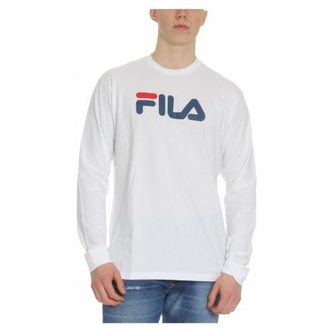 Fila Longsleeve Herren CLASSIC PURE LONG SLEEVE SHIRT 681092 M67 Bright White