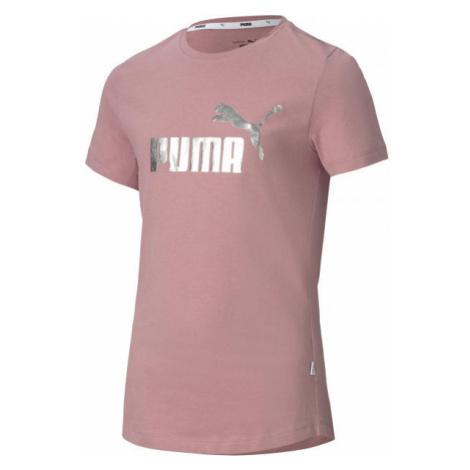 Puma ESS + TEE G - Mädchen T-Shirt
