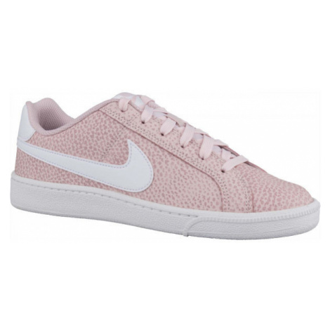 Nike COURT ROYALE PREMIUM rosa - Damen Sneaker