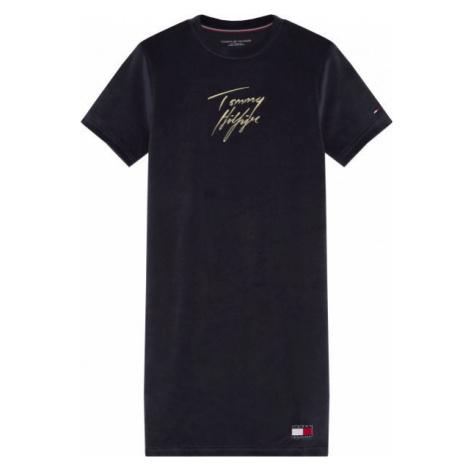Tommy Hilfiger SS DRESS GOLD - Kleid