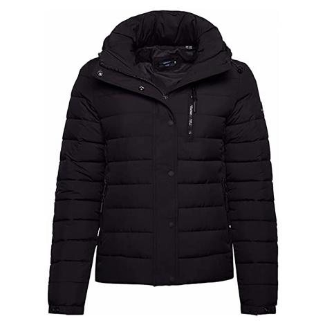 Superdry Jacke Damen CLASSIC FUJI PADDED JACKET Black