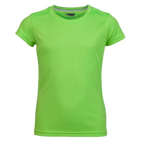 Kensis VINNI PINK grün - Mädchen Trainingsshirt