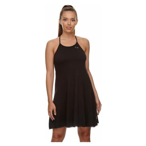 Ragwear Kleid Damen SERAFINA 2111-20005 Black 1010 Schwarz