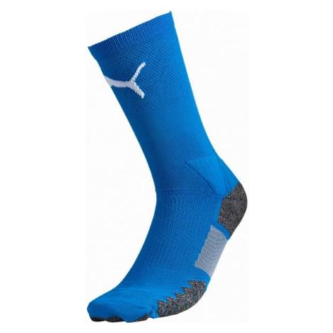 Puma MATCH CREW SOCKS blau - Socken