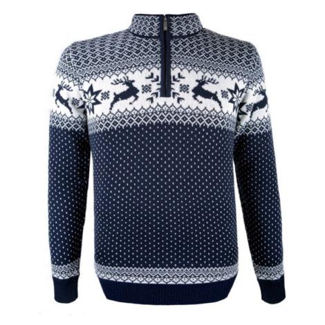Sweater Kama 4043 - 108 dark  blue