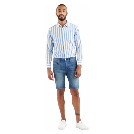 Levi's® Herren Jeans Short 405 Standart Regular Fit Blau Levi´s