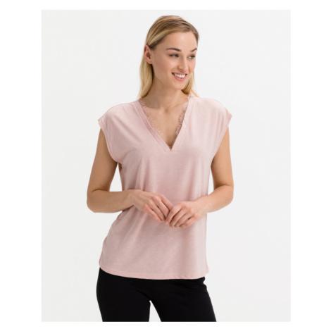 Vero Moda Carries T-Shirt Rosa