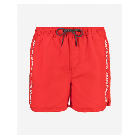 Jack & Jones Bali Swimsuit Rot