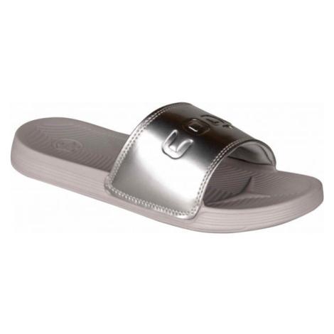 Coqui SANA grau - Damen Pantoffeln