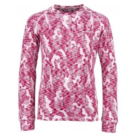 Arcore ELIAS rosa - Funktionsshirt für Kinder