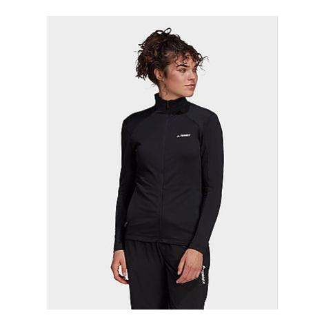 Adidas TERREX Multi Primegreen Full-Zip Jacke - Black - Damen, Black