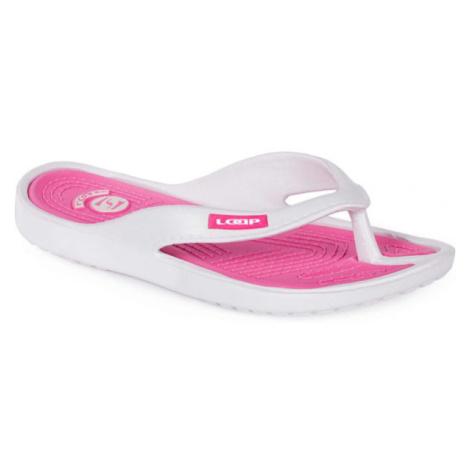 Loap DUBLIN rosa - Damen Flip Flops
