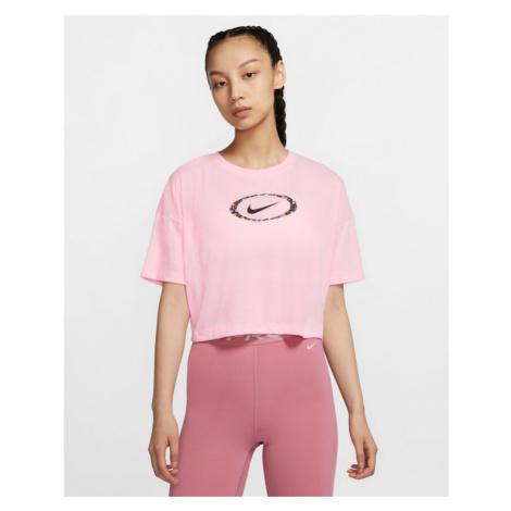 Nike Dri-Fit Crop Top Rosa