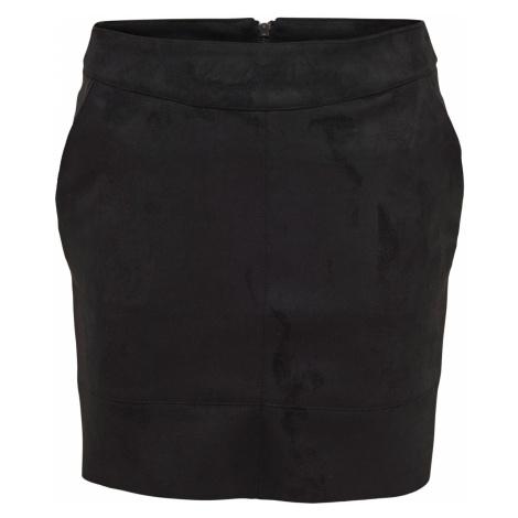Only Damen Kunstleder Rock Onljulie Fauxsuede Bonded Skirt
