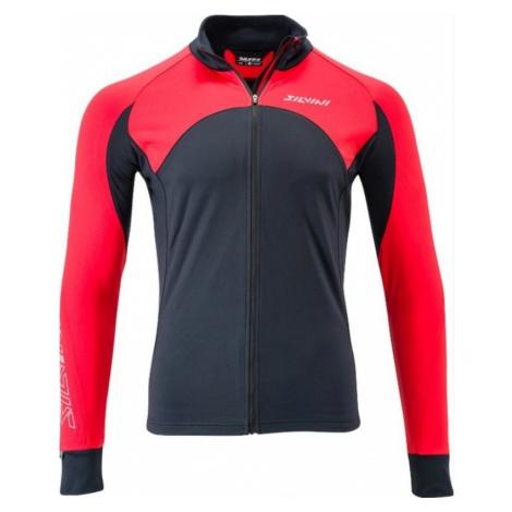 Herren Sweatshirt Silvini Freunde Pro MJ1507 black