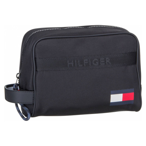 Tommy Hilfiger Kulturbeutel / Beauty Case Tommy Washbag FA20 Black (3.7 Liter)