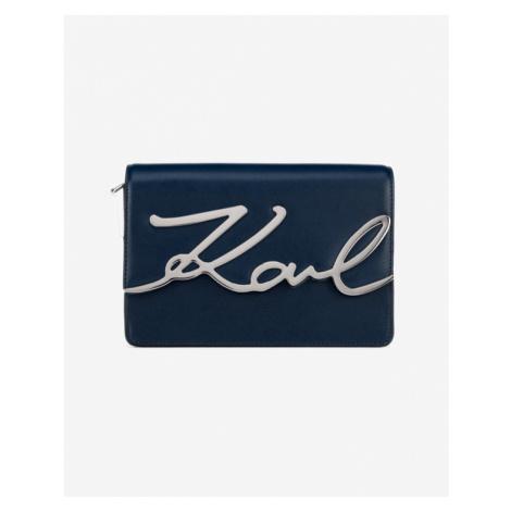 Karl Lagerfeld K/Signature Small Handtasche Blau