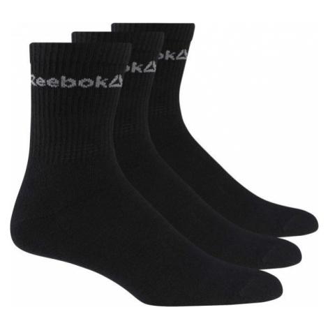 Reebok ACT CORE CREW SOCK 3P schwarz - Unisex Socken