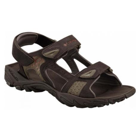Braune sandalen für herren