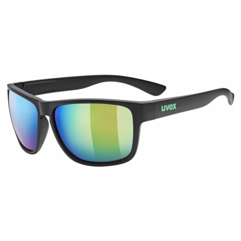 Uvex lgl 36 colorvision Sonnenbrille schwarz