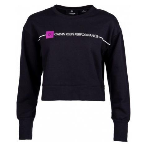 Calvin Klein PULLOVER schwarz - Damen Sweatshirt