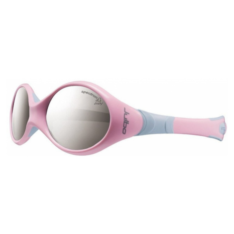Sonnen Brille Julbo LOOPING II SP4 Baby rosa / gelb