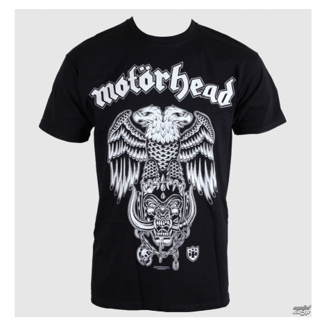 Metal T-Shirt Männer Kinder Motörhead - Hiro Double - BRAVADO EU - MHEADTEE18MB XXL