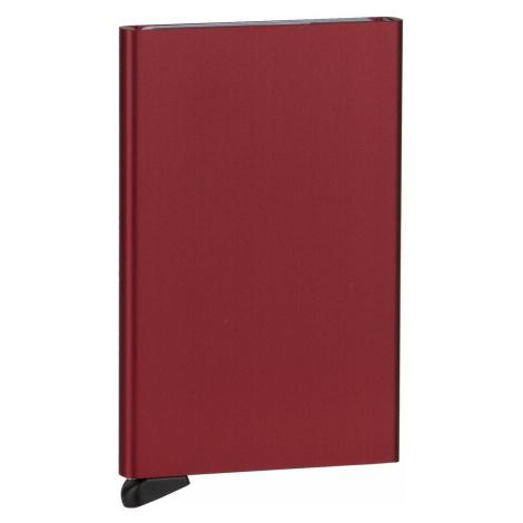 Secrid Kartenetui Cardprotector Bordeaux (0.1 Liter)