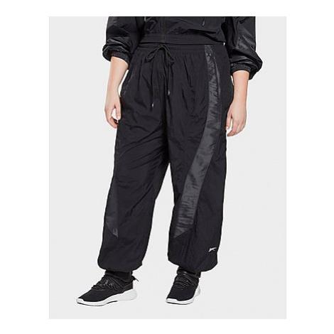 Reebok studio woven pants (plus size) - Black - Damen, Black