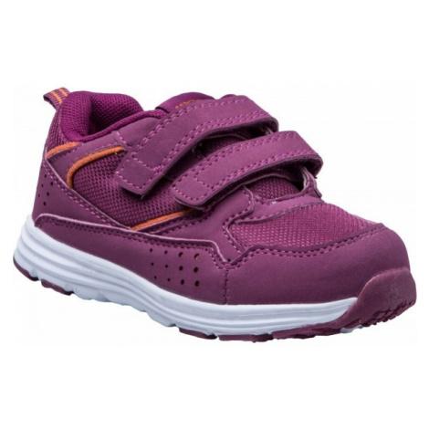 Arcore NOWA II weinrot - Kinder Sneaker