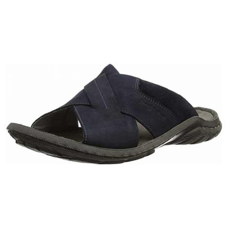 Herren Josef Seibel Business Schuhe blau LOGAN 64
