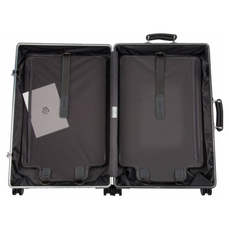 Rimowa Trolley + Koffer Classic Check-In M Silver (61 Liter)